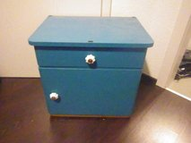 Green/blue small dresser or drawers in Ramstein, Germany