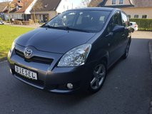 2008 Toyota Corolla Verso 7 Seats *Turbo Diesel * LOW KM* new insp. in Spangdahlem, Germany