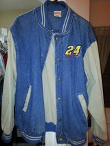 MENS JEFF GORDON #24 DUPONT NASCAR  DENIIM JACKET in Perry, Georgia