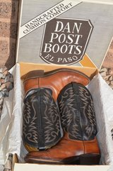 Dan Post Cowboy Boots in Alamogordo, New Mexico