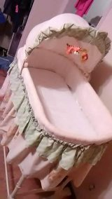 Baby bassinet, Winnie the Pooh themed in Fort Polk, Louisiana