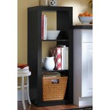 Better Homes and Gardens 3-Cube Organizer (Black) - NEW! in Plainfield, Illinois