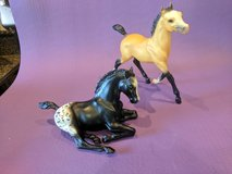 Set of two 1970's Breyers Horse Foals in Travis AFB, California