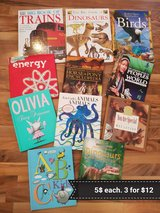 Children's books, Hardcover, Excellent condition! in Plainfield, Illinois