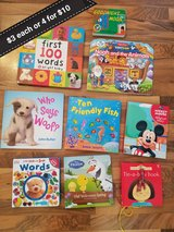 Baby board books and more in Plainfield, Illinois