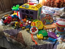 FISHERPRICE activity cube and Vtech toys as one lot in Ramstein, Germany