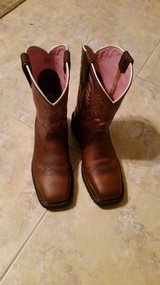 Womens Size 8B Steel Toe Boots(NEW) in Fort Polk, Louisiana
