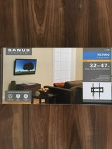 "Tilting TV Wall mount for 32-47"" TV in Okinawa, Japan"