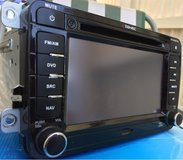 multimedia touchscreen car radio incl Bluetooth and etc in Spangdahlem, Germany