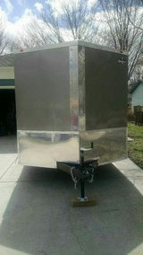 7x12 trailer in Naperville, Illinois
