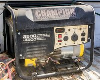 Generator 3500 watt in 29 Palms, California