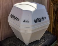 Tailgator Sat Dish and Receiver in 29 Palms, California