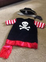 Melissa and Doug Pirate Costume in Camp Lejeune, North Carolina