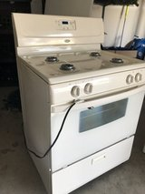Whirlpool Stove in Oswego, Illinois