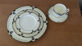 """PFALTZGRAFF """"Royal Onyx"""" 5 piece place setting in Chicago, Illinois"""