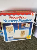 Nos  Fisher price nursery monitor new But vintage in Alamogordo, New Mexico