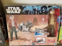 Star Wars Speeder bike moto speeder new in Alamogordo, New Mexico