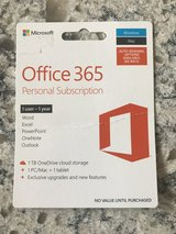 Office 365 One Year Subscription in Orland Park, Illinois