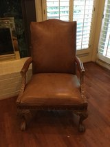 Beautiful Leather arm chair in Conroe, Texas