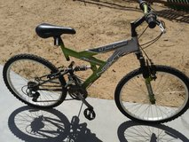 Green Next Bike in Yucca Valley, California