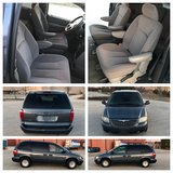 2002 Chrysler Town Country 140,000 Miles RUNS GREAT 1 OWNER HEAT/AC $2000 in Joliet, Illinois