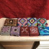 square/rectangle trinket boxes in Fairfield, California