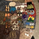 earring lot (play jewelry) in Travis AFB, California