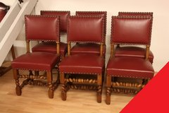 Freddy's - Set of 6 chairs in Grafenwoehr, GE