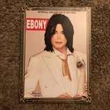 limited edition  MJ poster in Travis AFB, California