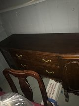 Antique Buffet Table in Tinley Park, Illinois