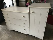 Dresser changing table in Elgin, Illinois