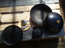 WOK .cast iron in Spangdahlem, Germany