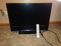 "26"" TV with DVD player in Naperville, Illinois"