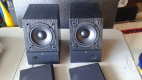 Acoustic Research AR model M.5 HOL IMAGING Holographic speakers in Lockport, Illinois