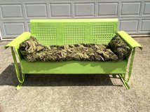 Vintage Porch Glider in Fort Campbell, Kentucky