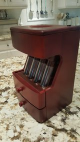 Brookstone Motorized Wood Coin Sorter in Beaufort, South Carolina