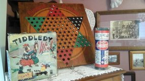 1940's Antique / Vintage Games in St. Charles, Illinois