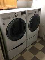 LG Gas Dryer Ultra Capacity 7.4CuFt LIKE NEW in Camp Pendleton, California