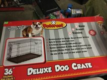 """36"""" dog crate in Naperville, Illinois"""