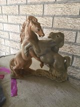 horse statue in Cleveland, Texas