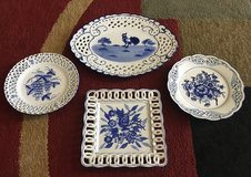 Ceramic Decor Plates Set in El Paso, Texas
