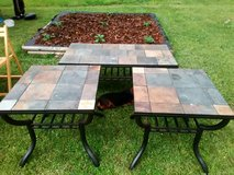 coffee table and end tables in Fairfield, California