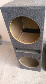 Speaker box in The Woodlands, Texas