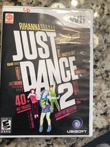 Wii video game Just Dance 2 in Algonquin, Illinois