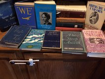 Aviation History-Charles and Anne Lindbergh collection-some first editions-15 books in Perry, Georgia