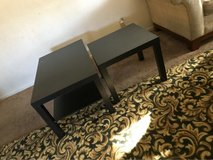 ikea coffee table and side table in Fairfield, California