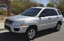 For Sale Clean KIA Sportage LX 2009 in Las Vegas, Nevada