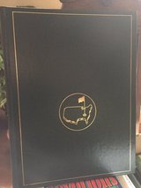 Master's Two thousand official hard cover book in Schaumburg, Illinois