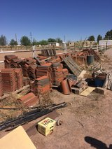 clay roofing tiles in Alamogordo, New Mexico