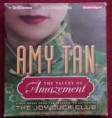 The Valley Of Amazement by Amy Tan - book on 21 CD - 25 hours in The Woodlands, Texas